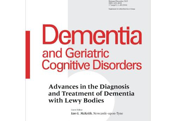 dementia research papers The ucl dementia research centre is a hub for clinical research into various  forms of dementia our work focuses on identifying and understanding the.