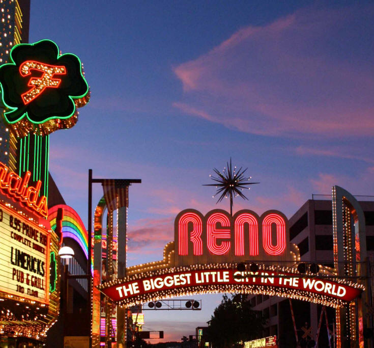 Reno Supports Childhood Alzheimers and Neurological Brain Disorders, Parkinsons, ALS