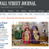 Addi & Cassi Featured in an Incredible Wall Street Journal Story